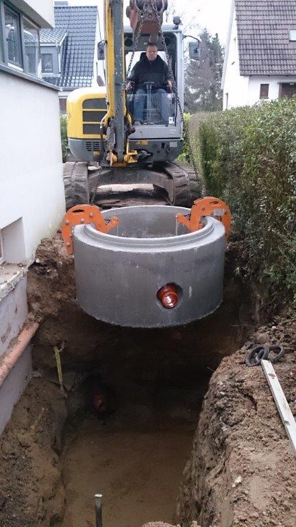 Containerdienst und Entwässerung kiel